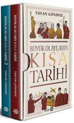 Büyük Olayların Kısa Tarihi-2 Kitap Takım