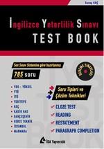 İngilizce Yeterlilik Sınavı-Test Book
