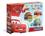 Cle-Puz. Cars 3 My First 20804