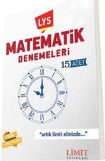 LYS Matematik Denemeleri-15 Kitap Takım