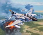 Revell F4J Phantom II 1/72 Maket (3941)