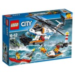 Lego- City Heavy Duty Rescue Helicopter 60166