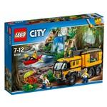Lego-City Jungle Mobile Laboratorium 60160