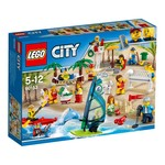 Lego-City People Pack Fun At The Beach 60153
