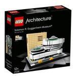 Lego-Architecture Solomon R. Guggenheim Museum 21035