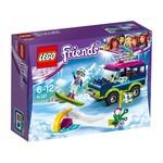 Lego-Friends Snow Resort Off Roader 41321