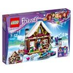Lego-Friends Snow Resort Chalet (41323)