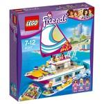 Lego-Friends Sunshine Catamaran 41317