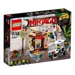 Lego-Ninjago City Chase Film (70607)