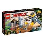 Lego-Ninjago Movie Manta Ray Bomber (70609)