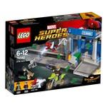 Lego-S.Heroes ATM Heist Battle76082