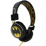 KitSound Batman Vintage Kulaküstü Kulaklık-DC0427