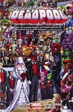 Deadpool 5: Wedding of Deadpool