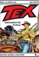 Tex Özel Albüm 30-Galveston'da Fırtına