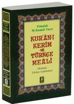 Kur'an-ı Kerim ve Türkçe Meali Cep Boy