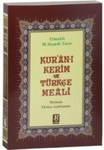 Kur'an ı Kerim ve Türkçe Meali