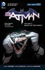 Batman Volume 3: Death of the Family