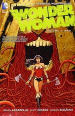 Wonder Woman Volume 4: War