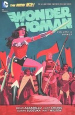 Wonder Woman Volume 6: Bones