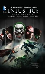 Injustice: Gods Among Us (Year One Complete Collection)