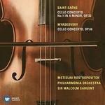 Saint-Saens & Myakovsky:Cello Concertos