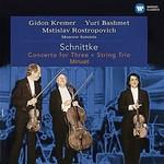 Schnittke:Concerto For Three