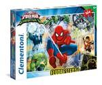 Clementoni-Spiderman Neon Puzzle 27992