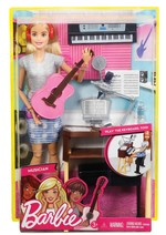 Barbie-Müzisyen Barbie Bebek FCP73