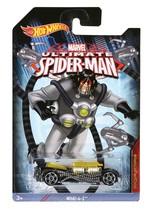 Hot Wheels- Arabalar Örümcek Adam Özel Seri DWD14