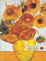 Vintage Label  Defter A4 Van Gogh
