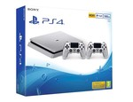 Sony PlayStation 4 - PS4 500 GB Çift Dualshock 4 Kumandalı Silver Oyun Konsolu