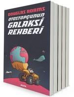 Otostopçunun Galaksi Rehberi - 5 Kitap Set