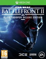 Star Wars: Battlefront II Deluxe Edition XBOX ONE