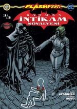 Batman İntikam Şövalyesi Sayı 3 Flashpoint