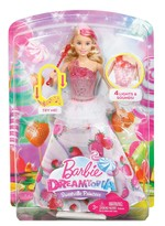 Barbie-Dreamtopia Çilek Prenses DYX28