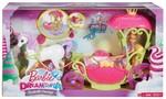 Barbie-Dreamtopia Şeker Krallığı Faytonu DYX31