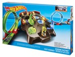 Hot Wheels- Dev Çember Yarış Seti FDF27