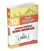 10. Sınıf Tüm Dersler Özel Tek Kitap Tamamı Çözümlü Soru Bankası