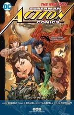 Superman Action Comics 4-Melez