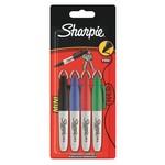 Sharpie Mini Markör 4lü Renk