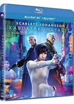 Ghost In The Shell-Kabuktaki Hayale, 3Bd