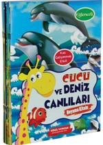 Cucu Boyama Kitapları 10 Kitap Takım