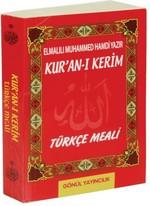 Kuranı Kerim Türkçe Meali Metinsiz-Cep Boy