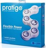 Pratigo Flexi 5'li Grup Priz PR0007