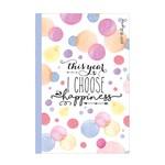 Legami Orta Boy Öğrenci Ajandası Happiness Eylül 17/18