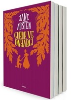 Jane Austen Seti - 4 Kitap Takım
