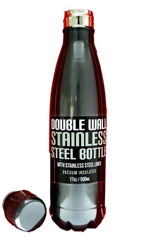 GP-Double Stell 500Ml Siyah Matara 1333