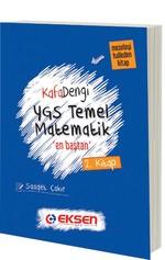 YGS Temel Matematik En Baştan Serisi 2. Kitap Kolay Düzey Özet Anlatım