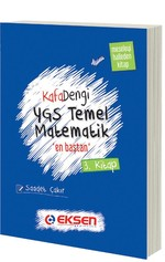 YGS Temel Matematik En Baştan Serisi 3. Kitap Kolay Düzey Özet Anlatım