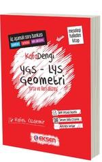 YGS LYS Geometri Soru Bankası Üç Aşamalı Orta ve İleri Düzey